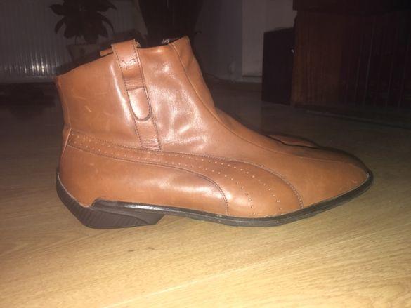Оригинални,мъжки зимни обувки,боти Puma.46.Made in Italy!