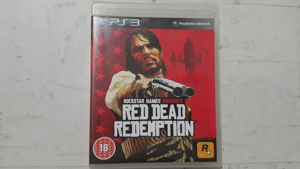 Red Dead Redemption RDR за PS3 Playstation 3