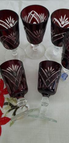 Set pahare rubin
