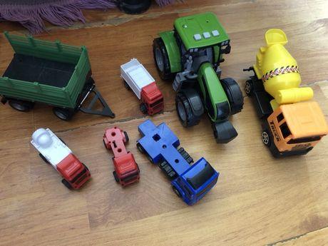 tractor și alte utilaje masini masinite jucarii jucarie