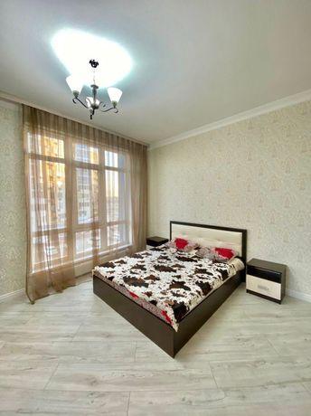 2-х комнатная квартира посуточно  в ЖК ZAMAN