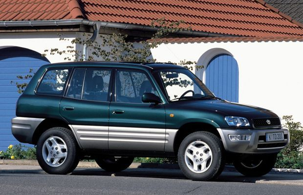 Dezmembrez Toyota Rav 4