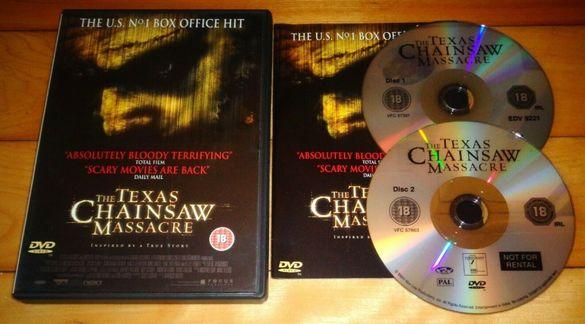 The Texas Chainsaw Massacre [DVD] [2003]