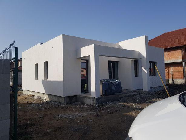 Fațade ,rigipsuri mansardari case