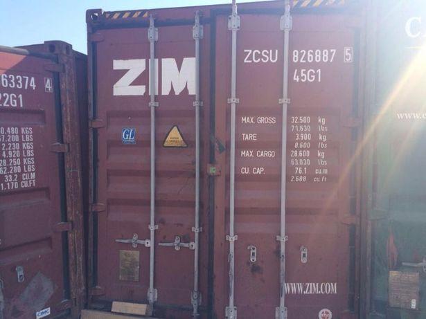 Продам контейнер морской в Актау 40 футовый и 20 футовый