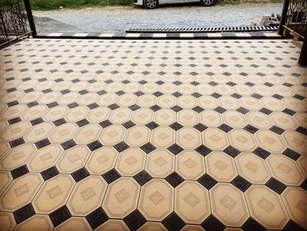 Тротуарная плитка, Брусчатка  Қызылорда қаласы бойынша.9876