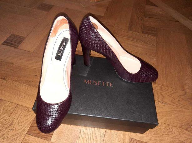 Pantofi piele Musette nr. 38