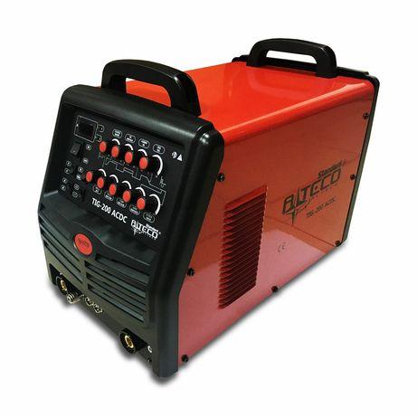 Сварочный аппарат аргонодуговой (TIG) сварки ALTECO TIG 200 AC/DC
