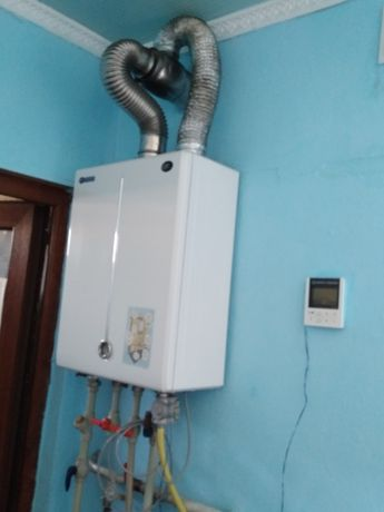 Настенная газовой кател деуоо