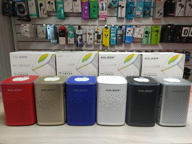 Беспроводные Bluetooth колонки Буфер Бумбокс Apple