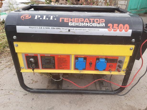 Аренда прокат генератор  бензиновый