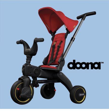 Велосипед для малышей Doona Liki Trike S1