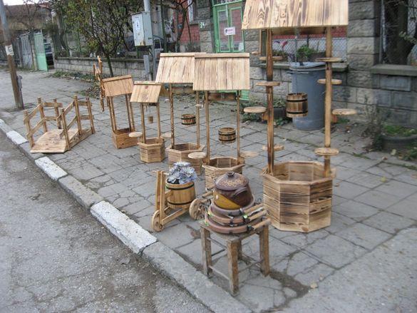 Декорация от дърво - производител