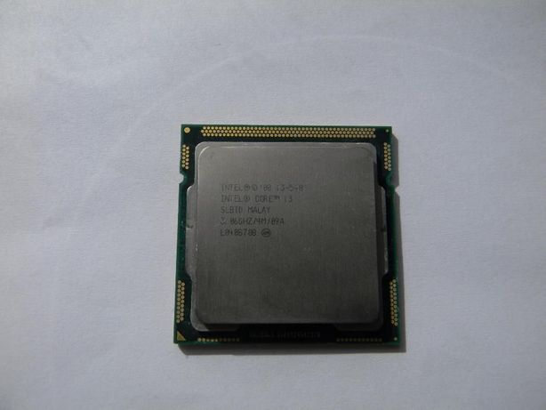 Procesor Intel Core socket 1156 i3-540 3.06Ghz