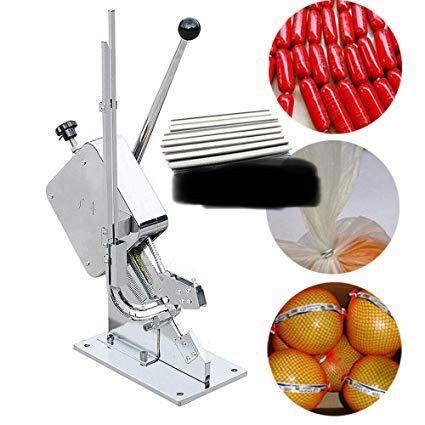 Клипсатор машина за колбаси,суджук,наденици