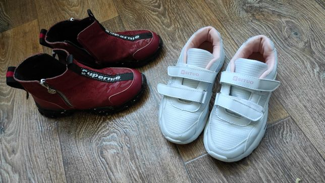 Обувь подростковая на девочку