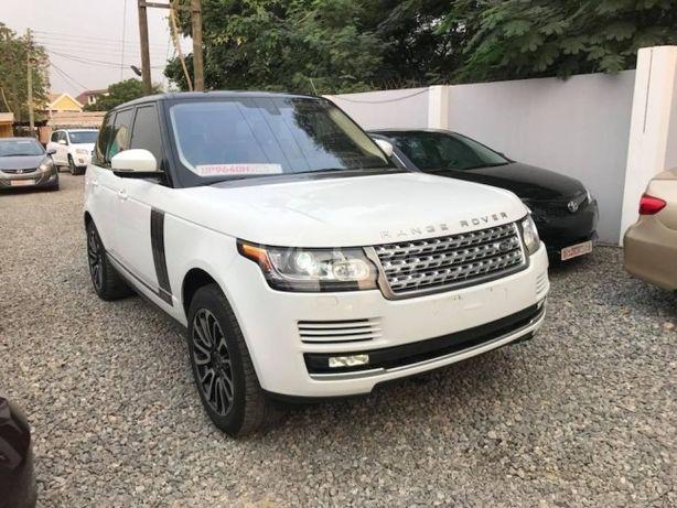 Dezmembrez Range Rover Vogue/vogue an 2017/Range Rover/3.0 Diesel/