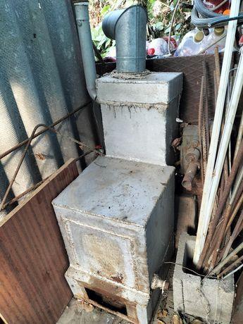 Печь для отопления газовая