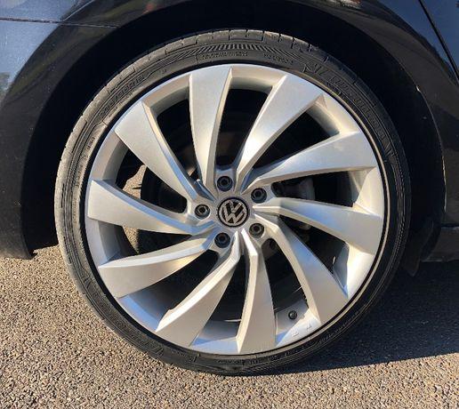 """VW Джанти 19"""" Росарио Артеон"""
