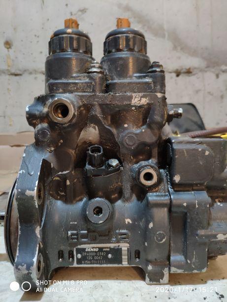 Топливный насос denco094000 komatsu 155