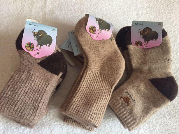 Продажа носков  и варежек из верблюжей шерсти