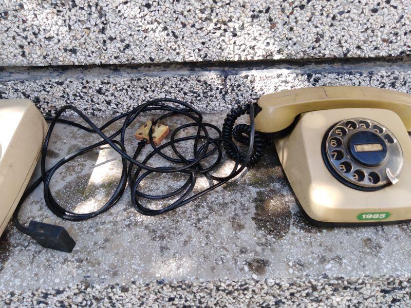 Телефони. От соц време. гр. Харманли - image 1