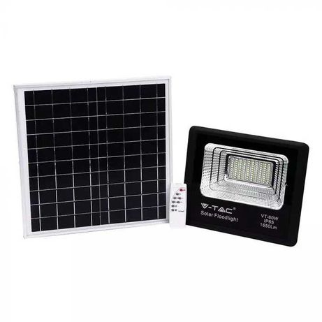 Соларен LED Прожектор 12W