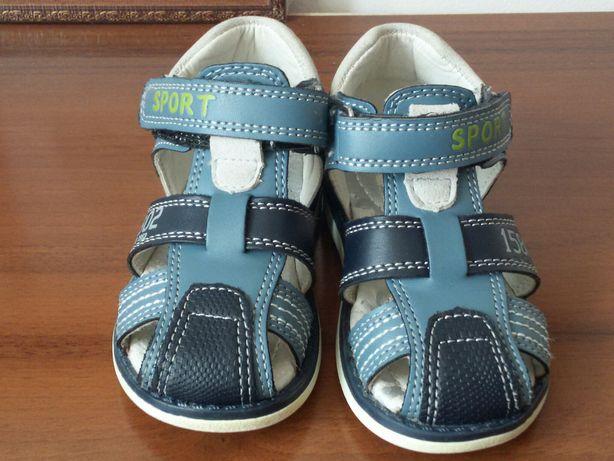 Детские сандали на мальчика, 21 размер