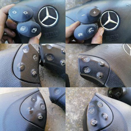 Бутони на волан Мерцедес / Mercedes W203 W208 W209 W210 W211 W219