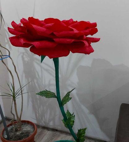 2в1 Уникално цвете-лампа