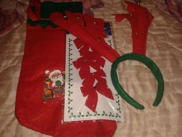 Коледна украса Ново