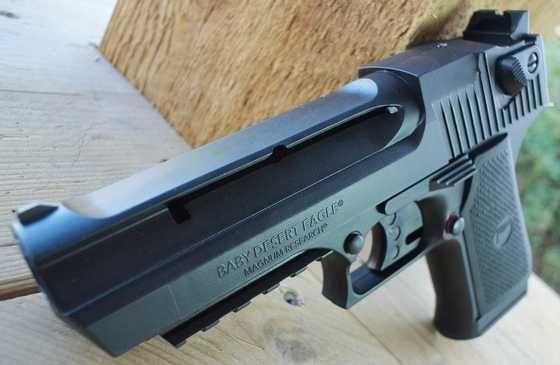 Pistol Airsoft Desert Eagle Magnum 4,6j Co2 Aer comprimat