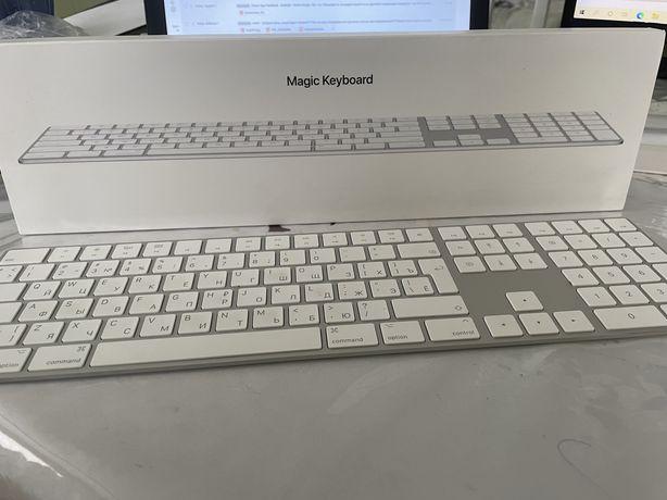Клавиатура Magic Keyboard with numeric Keypad