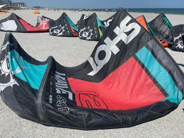 SLINGSHOT kites z, rally, wave, sst, rpm