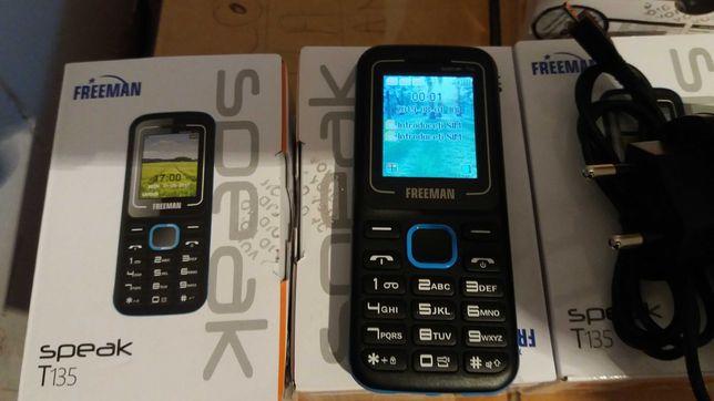 Telefon mobil_E-BODA Freeman Speak T135 Dual-Sim_Nou_Necodat_Fullbox_