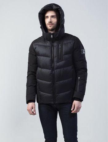 Мужская зимняя куртка пуховик CLASNA