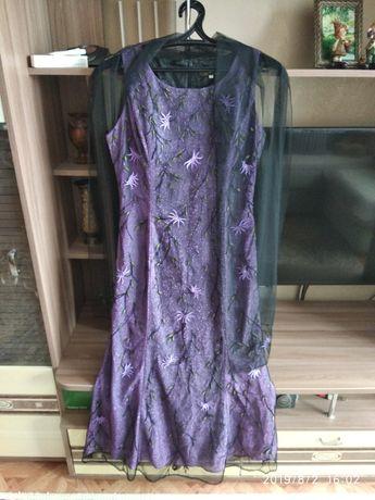Платье вечернее, рр 46