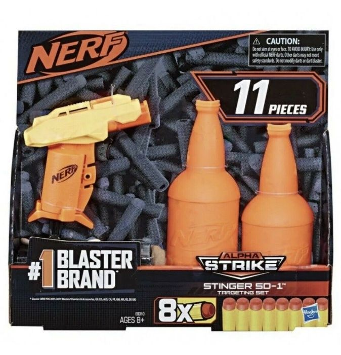 Оригиналрн комплект наNerf Alpha Strike Stinger SD-1.