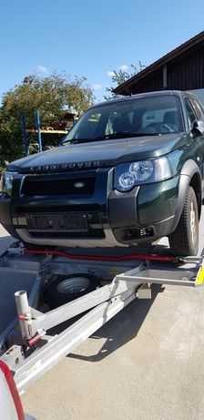 Faruri Land Rover Freelander!!!