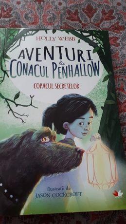 Carte copii din seria Aventuri la conacul Penhallow