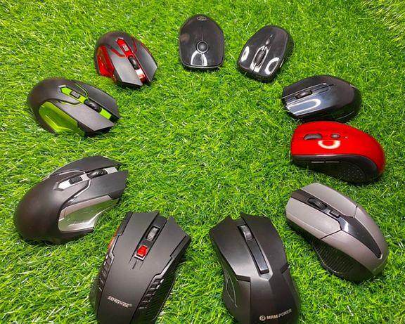 Новые беспроводные Мыши ОТ 2000 компьютерная беспроводная мышка Алматы