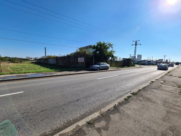 Teren Canal strada Raului