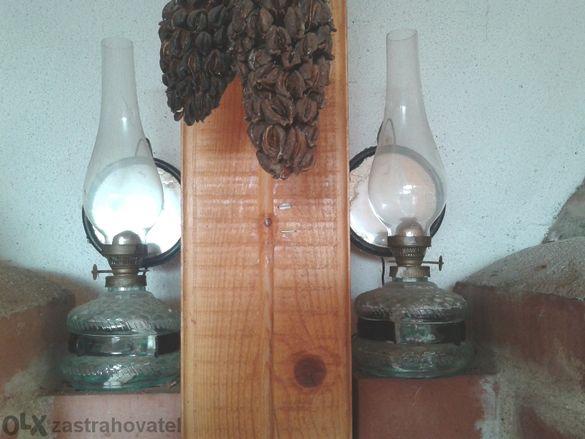 Стара Газена Лампа