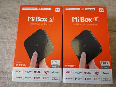 Xiaomi Mi Box TV 4k мултимедиен плеър