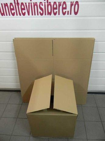 Cutii carton 44x44x44 cm 3 straturi