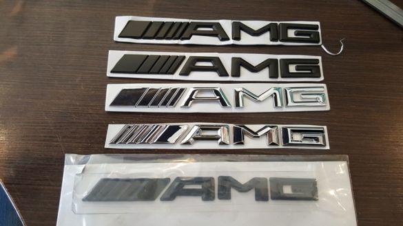 AMG АМГ емблема за Мерцедес