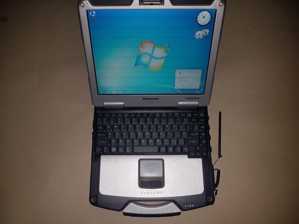 Core i5 Брониран Panasonic Toughbook CF-31 лаптоп
