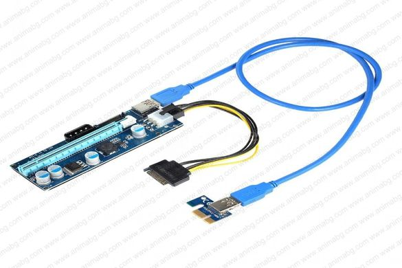 ANIMABG Екстендер 006C USB 3.0 PCI-E