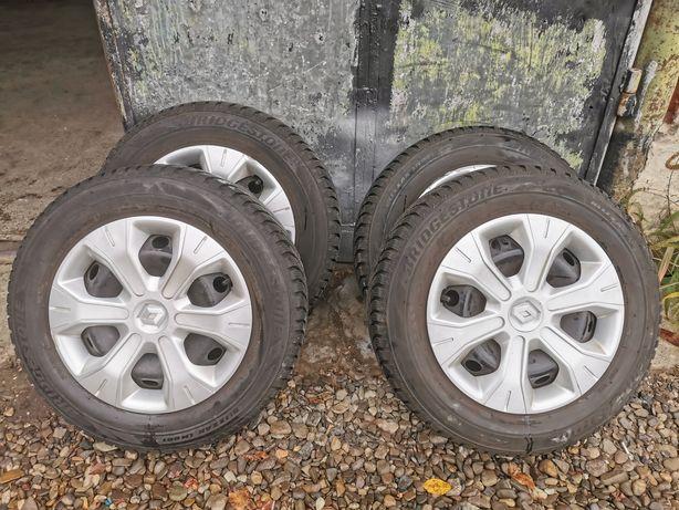 Roti iarna Renault Megane 3