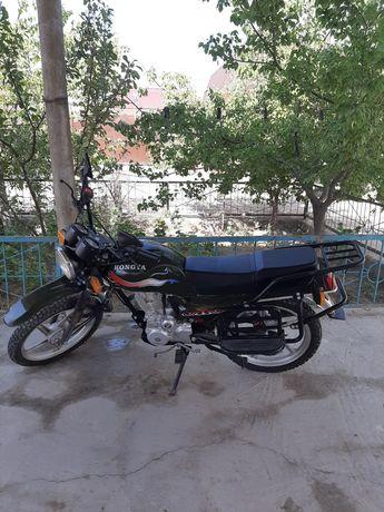 Мотоцикл сатылады